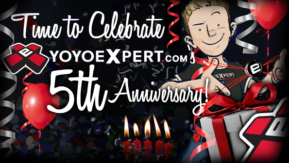 YoYoExpert-5th-Anniversary