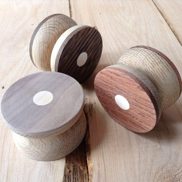 Veneer Baldwin Wood YoYo by TMBR
