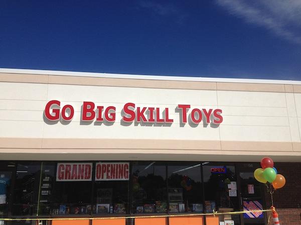 Go Big Skill Toys