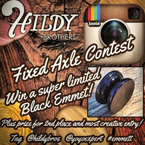 YoYoExpert x Hildy Bros Instagram Contest