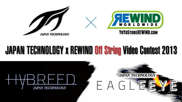 Japan Technology x REWIND YoYo Store