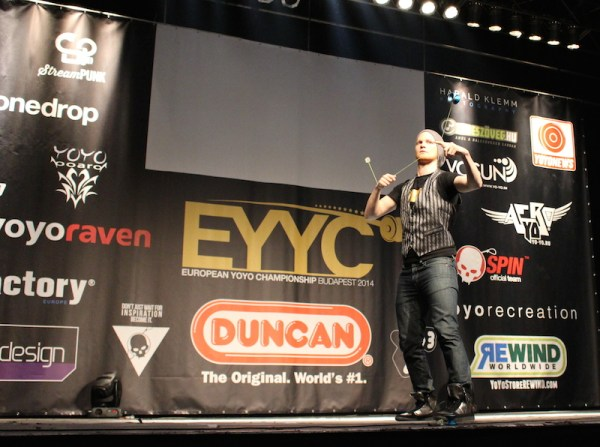 David Molnar - C3YoYoDesign - EYYC 2014