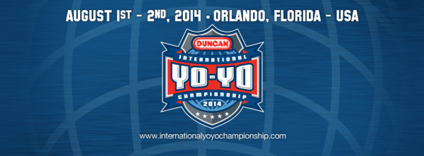 Duncan International YoYo Championship IYYC