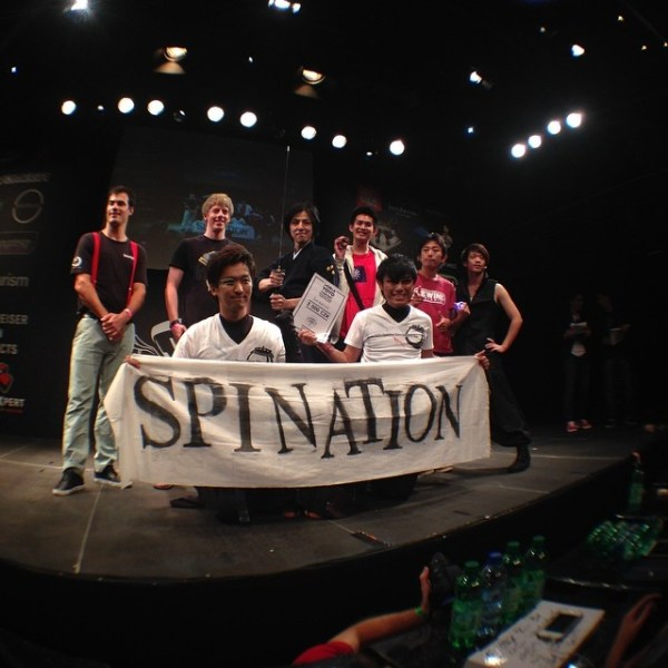 Spination World YoYo Champions