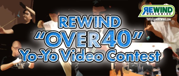YoYo Store Rewind - Over 40 YoYo Video Contest