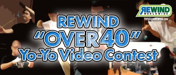 YoYo Store Rewind - Over 40 YoYo Video Contest