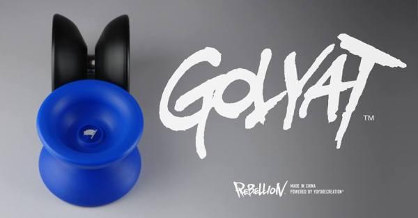 YoYoRecreation Rebellion - Golyat