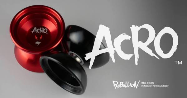 YoYoRecreation Rebellion - Acro
