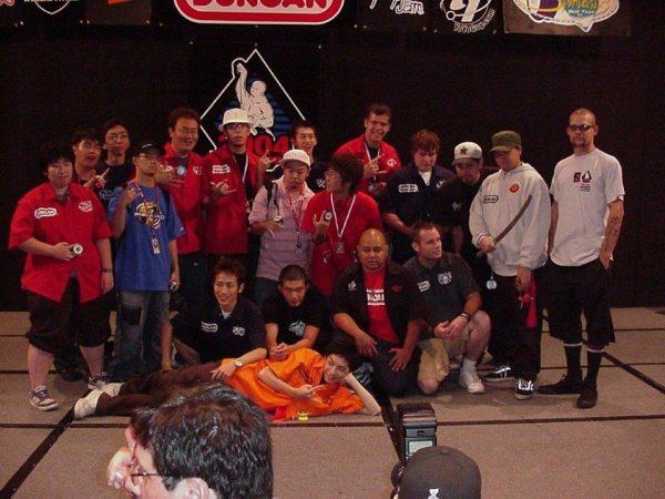Duncan Crew, 2004