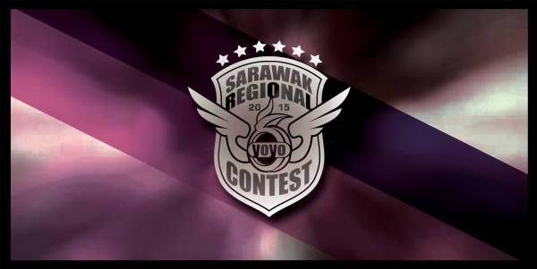 2015 Sarawak Regional YoYo Contest