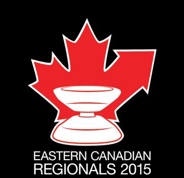 2015 Eastern Canadian Regional logo