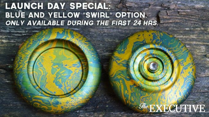 The Executive YoYo on Kickstarter