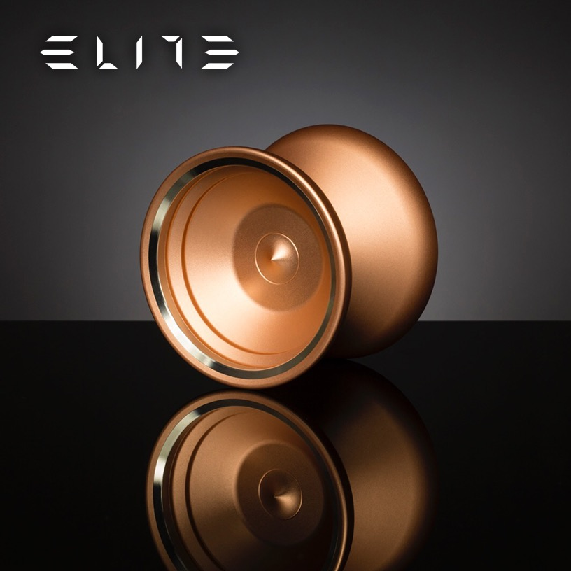 GSquared Elite bimetal yoyo