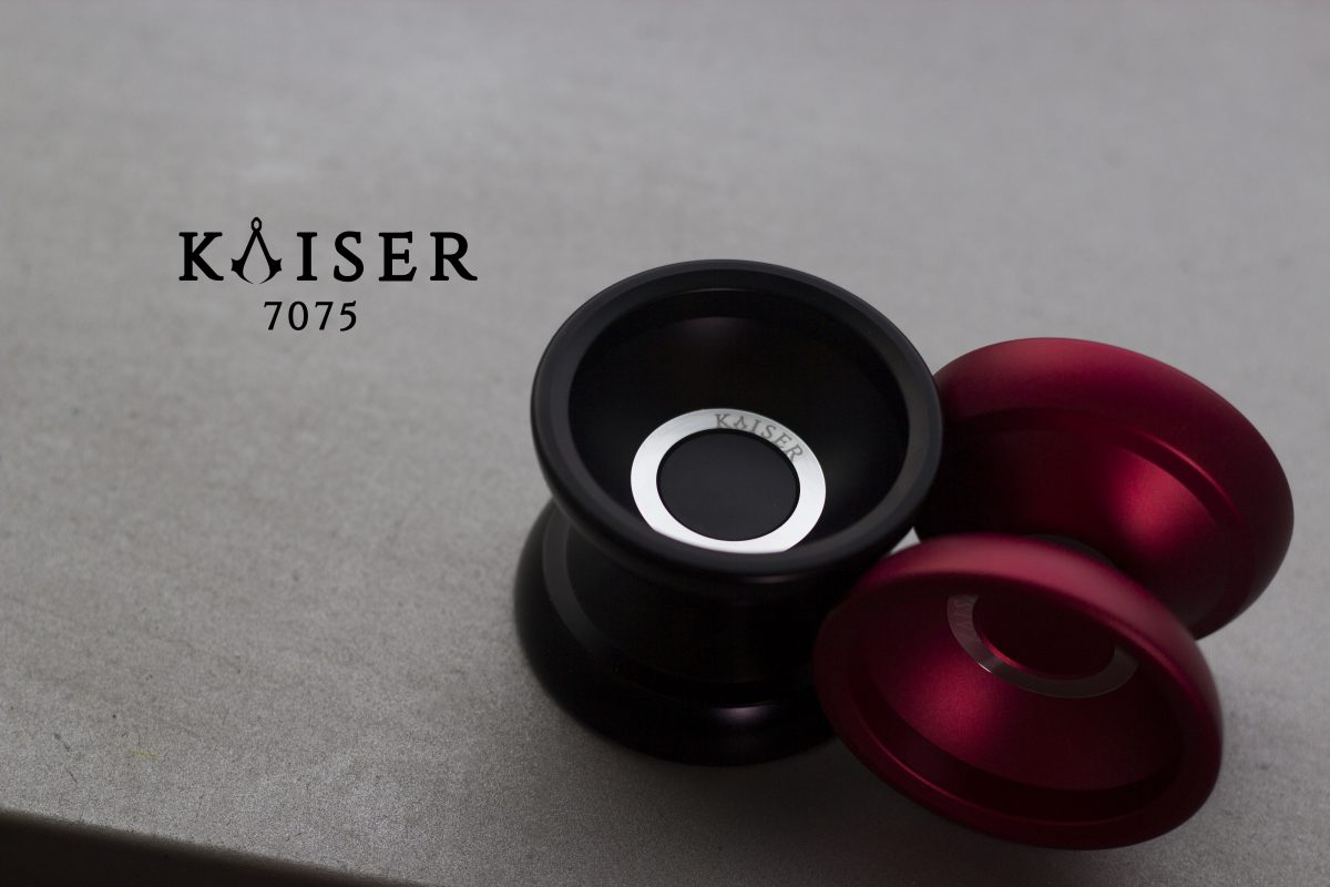Throw Revolution Kaiser yoyo