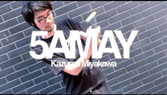 Kazuma Miyakama – 5AMay