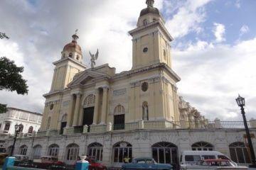 Cuba: La cathédrale de Santiago de Cuba