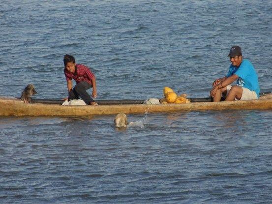Rio Dulce au Guatemala photo blog voyage tour du monde travel https://yoytourdumonde.fr