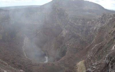 Nicaragua-Volcan-Masaya