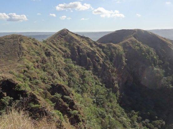 Randonnée dans le Parc National de Masaya au Nicaragua photo blog voyage tour du monde travel https://yoytourdumonde.fr