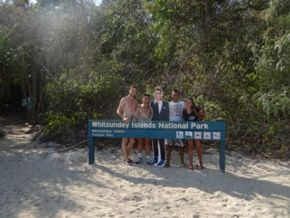 Australie- Whitsunday: C'est bon nous y sommes, nous y allons, la 2eme plus belle plage du monde approche, VERDICT dans quelques secondes.