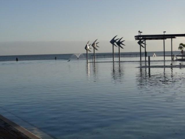 Australie- Cairns: Photo prise le matin.