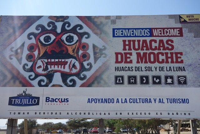 Perou- Huacas de Moche