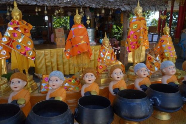Thailande: Temple bouddhiste