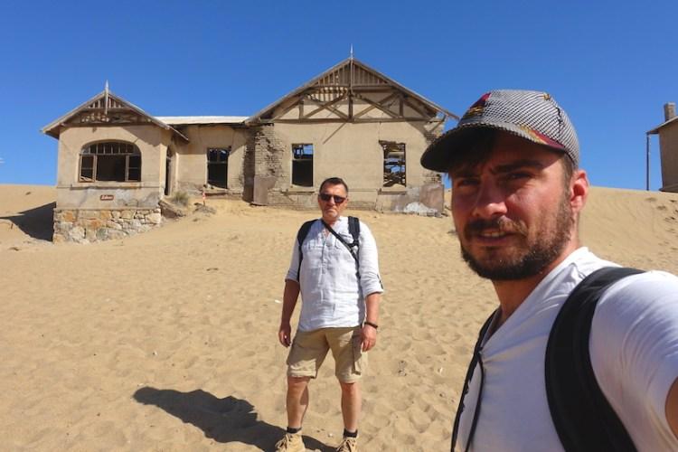 Namibie desert Namibie Yohann taillandier blog voyage tour du monde travel https://yoytourdumonde.fr