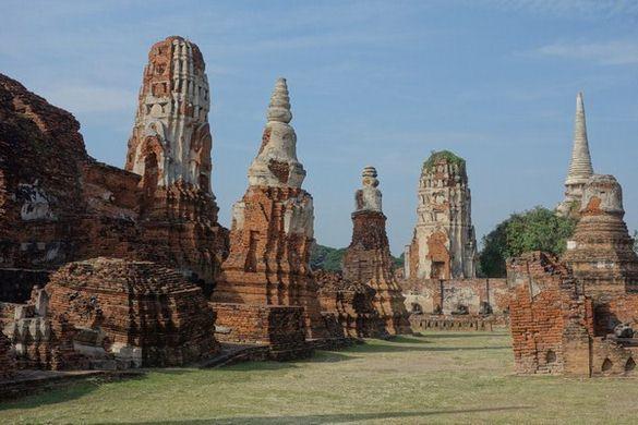 ayutthaya-thailande-unesco-ruines-travelling-voyage