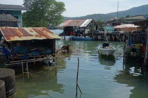 thailande-village-pecheur-koh-chang
