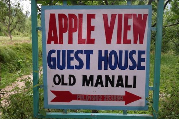 Guest house ou auberge de jeunesse Manali photo blog voyage tour du monde https://yoytourdumonde.fr