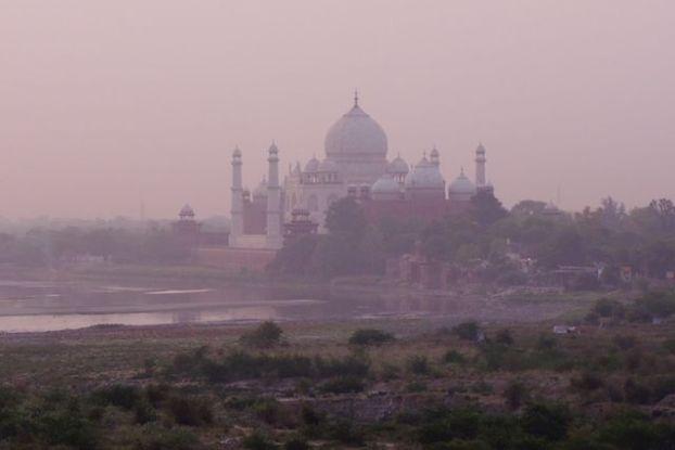 fort agra et taj mahal photo blog tour du monde https://yoytourdumonde.fr
