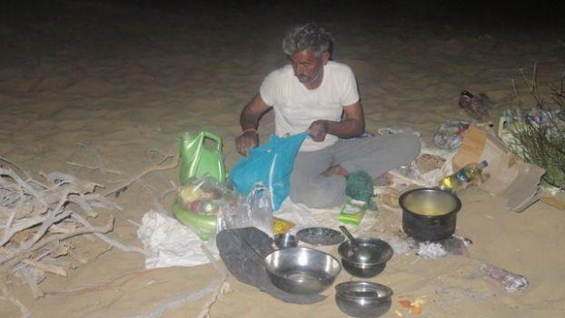 Lors du circuit de trois jours et deux nuits dans le desert de thar et selon les agences vous allez manger comme un dieu photo blog voyage tour du monde https://yoytourdumonde.fr