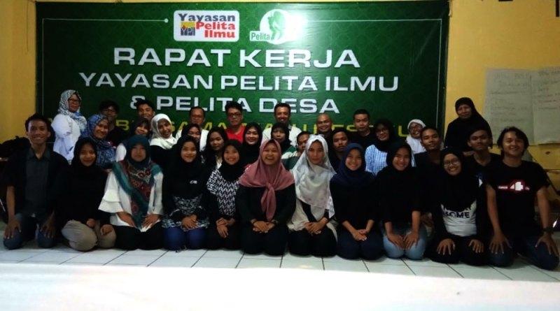 Rapat Kerja YPI, 24-25 Maret 2018