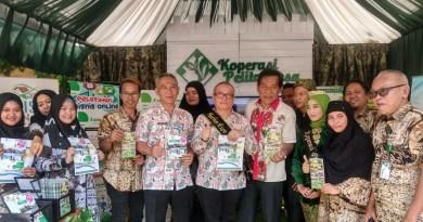 """Koperasi """"Digital"""" Pelita Desa 'Menggebrak' HARKOPNAS-72 Kab. Bogor"""