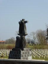 Franse militaire begraafplaats Saint-Charles de Potyze - French Cemetery Saint-Charles de Potyze ©YRH2016
