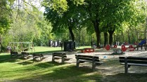 speelplein in Provinciaal Domein De Palingbeek ©YRH2016