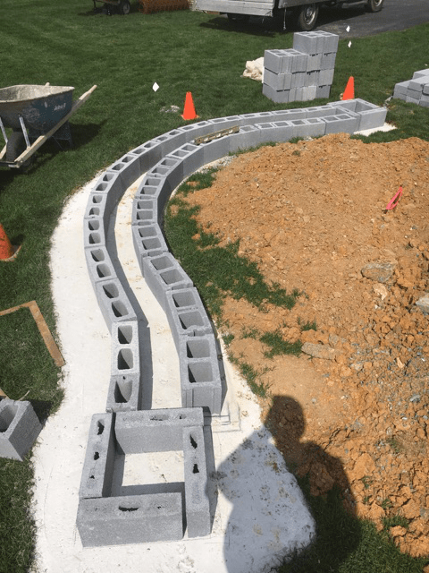 Retaining Walls | Your Property Solutions
