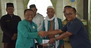 Homestay XIII Ditutup Dengan Apik Oleh Siswa-siswi SMA YPSA Dengan Menyerahkan Bantuan Pembangunan Masjid
