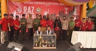Gubsu Yakin Raz Championship Akan Hasilkan Atlet Kualitas Nasional