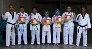 SMP YPSA Sabet 5 Medali Sekaligus di Kejuaraan Nasional Taekwondo 'Komando Cup' II