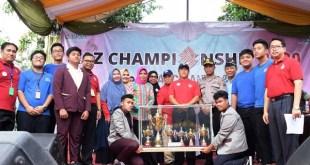 SMP YPSA Resmi Menjadi Juara Umum Raz Championship 2020