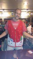 YPT Board Member Jonathan Brooks at December social