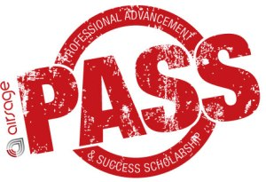 The AirSage Pass awards scholarships