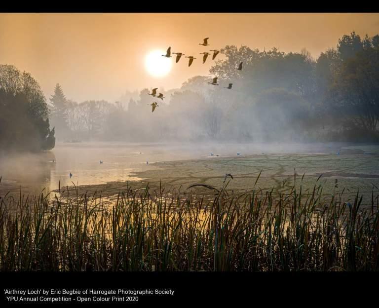 Harrogate Photographic Society_Eric Begbie_Airthrey Loch