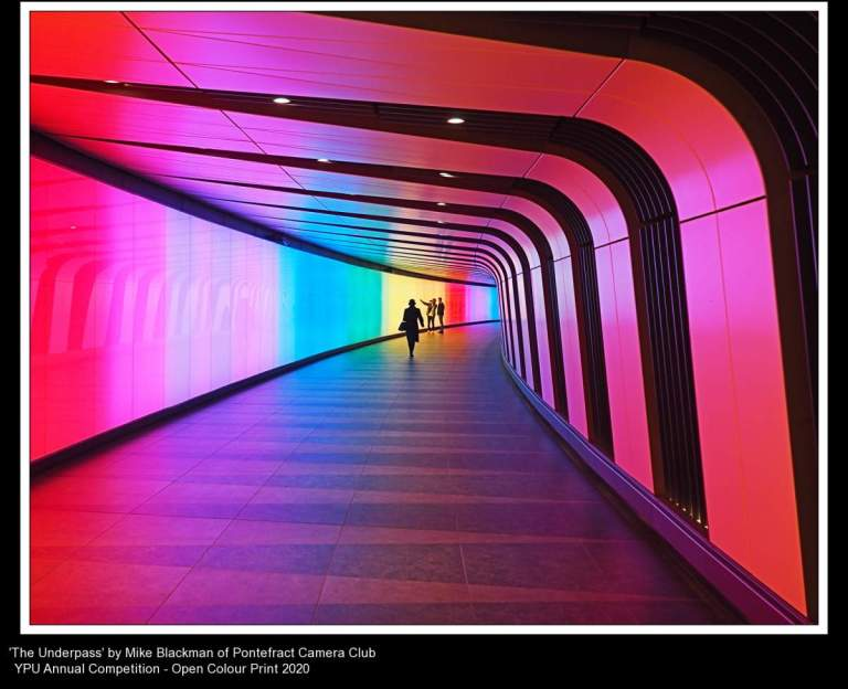 Pontefract Camera Club_Mike Blackman_The Underpass