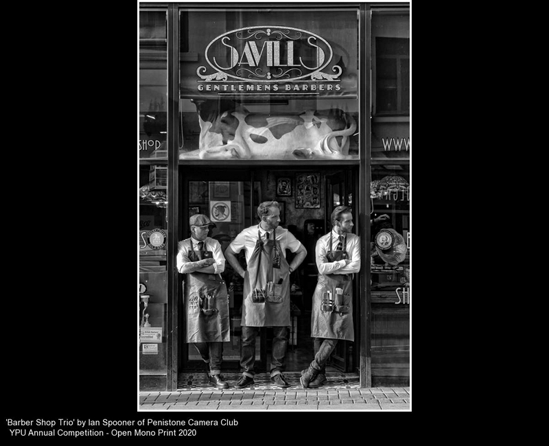 Penistone Camera Club_Ian Spooner_Barber Shop Trio