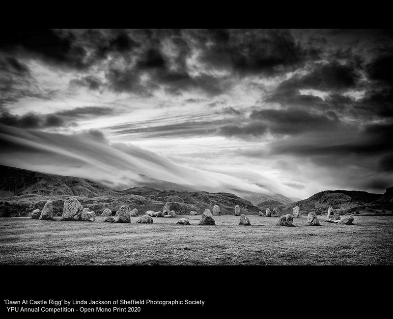 Sheffield Photographic Society_Linda Jackson_Dawn At Castle Rigg