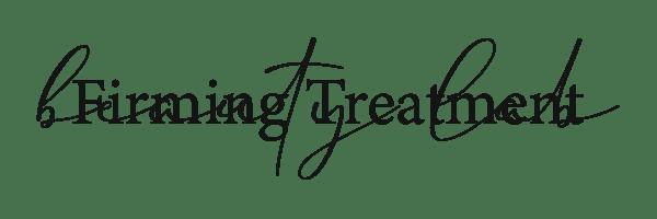 Firming Treatment