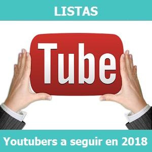 Los mejores 'youtubers' para seguir en el 2018
